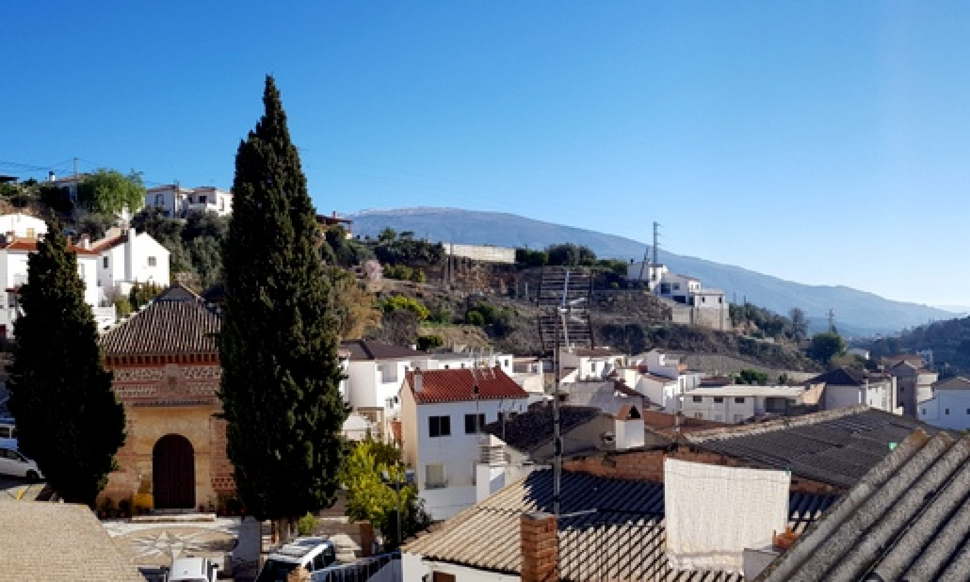 At Home in Andalusia