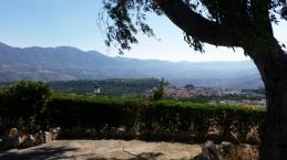 El Cerillo view to Mondujar
