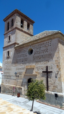 Mondujar Church