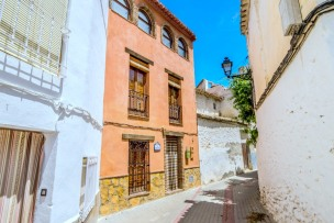 Mondujar street Casa Girasol